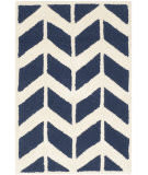 Safavieh Cambridge Cam718m Navy - Ivory Area Rug
