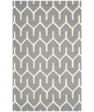 Safavieh Cambridge Cam720d Dark Grey - Ivory Area Rug