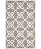 Safavieh Cambridge Cam722d Dark Grey - Ivory Area Rug