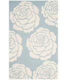 Safavieh Cambridge Cam782b Blue - Ivory Area Rug
