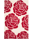 Safavieh Cambridge Cam782i Ivory - Red Area Rug