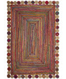 Safavieh Cape Cod Cap201a Red - Multi Area Rug
