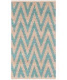 Safavieh Cape Cod Cap863j Natural - Turquoise Area Rug