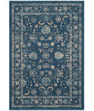 Safavieh Carmel Car279g Navy - Beige Area Rug