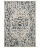 Safavieh Charleston Chl411a Ivory - Navy Area Rug