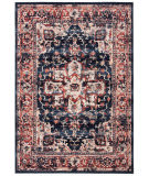 Safavieh Charleston Chl411l Navy - Red Area Rug