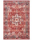 Safavieh Charleston Chl411q Red - Ivory Area Rug