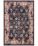 Safavieh Charleston Chl413l Navy - Ivory Area Rug