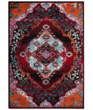 Safavieh Cherokee Chr912b Light Blue - Red Area Rug