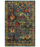 Safavieh Cherokee Chr914b Blue - Red Area Rug