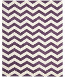 Safavieh Chatham CHT715F Purple / Ivory Area Rug