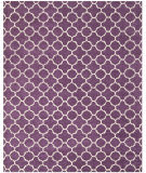 Safavieh Chatham Cht717f Purple / Ivory Area Rug