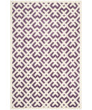 Safavieh Chatham Cht719f Purple / Ivory Area Rug