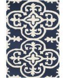 Safavieh Chatham Cht729c Dark Blue - Ivory Area Rug