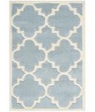 Safavieh Chatham Cht730b Blue / Ivory Area Rug