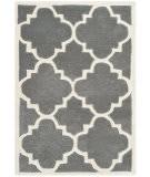 Safavieh Chatham Cht730d Dark Grey / Ivory Area Rug