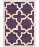 Safavieh Chatham Cht732f Purple / Ivory Area Rug