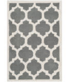 Safavieh Chatham Cht734d Dark Grey / Ivory Area Rug
