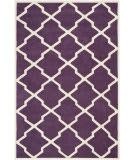 Safavieh Chatham CHT735F Purple / Ivory Area Rug