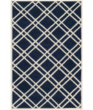 Safavieh Chatham CHT740C Dark Blue / Ivory Area Rug