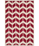Safavieh Chatham Cht746g Red / Ivory Area Rug