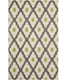 Safavieh Chatham Cht748k Dark Grey - Ivory Area Rug