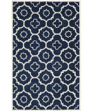 Safavieh Chatham Cht750c Dark Blue / Ivory Area Rug