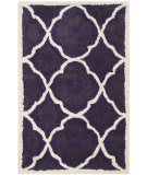 Safavieh Chatham Cht821b Purple / Ivory Area Rug
