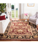 Safavieh Classic CL239B Burgundy - Black Area Rug