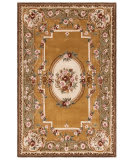 Safavieh Classic CL280A Light Gold - Green Area Rug