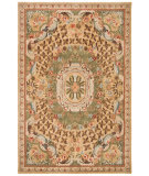 Safavieh Classic CL304D Taupe - Light Green Area Rug