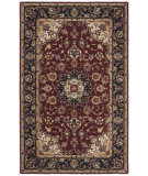 Safavieh Classic CL362A Burgundy - Navy Area Rug
