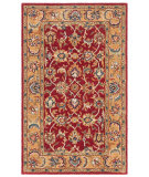 Safavieh Classic CL758C Red - Gold Area Rug