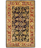 Safavieh Classic CL758P Dark Olive - Red Area Rug