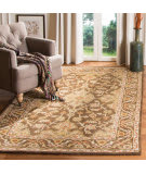 Safavieh Classic CL931A Brown - Brown Area Rug