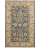Safavieh Classic CL936A Blue - Light Gold Area Rug