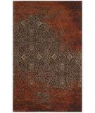 Safavieh Classic Vintage Clv224a Rust - Brown Area Rug