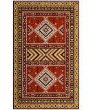 Safavieh Classic Vintage Clv511d Orange - Gold Area Rug