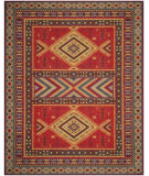 Safavieh Classic Vintage CLV511G Red - Slate Area Rug