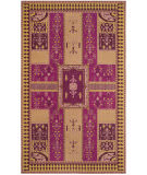 Safavieh Classic Vintage Clv512e Fuchsia - Gold Area Rug