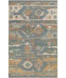 Safavieh Canyon Cny108b Blue - Multi Area Rug