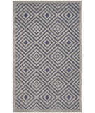 Safavieh Cottage Cot913a Cream - Navy Area Rug