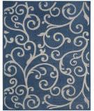 Safavieh Cottage Cot927k Blue - Creme Area Rug