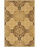 Safavieh Capri Cpr353b Gold / Multi Area Rug