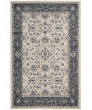 Safavieh Carolina Crl475c Cream - Dark Blue Area Rug