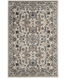 Safavieh Carolina Crl477c Cream - Dark Blue Area Rug