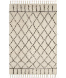 Safavieh Casablanca Shag Csb725a Ivory - Brown Area Rug