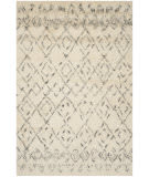Safavieh Casablanca Csb845a White / Grey Area Rug