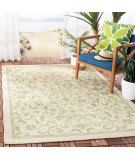 Safavieh Courtyard CY2098-1E01 Natural / Olive Area Rug