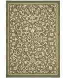 Safavieh Courtyard CY2098-1E06 Olive / Natural Area Rug